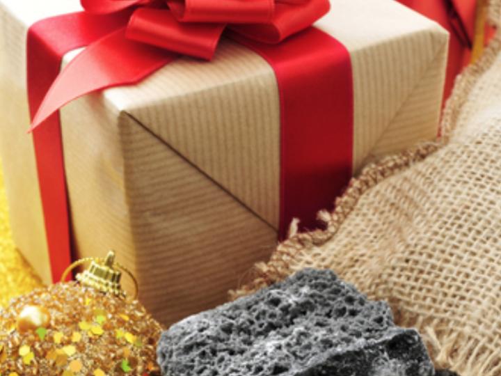 La historia del saco de carbón en Navidad