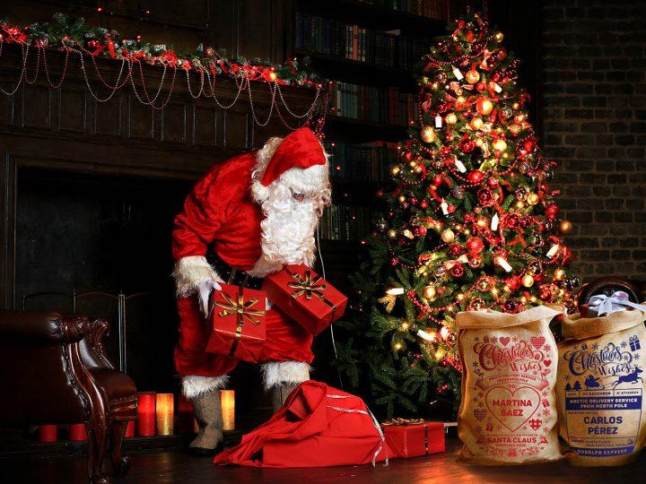 Santa Claus, Papa Noel, el origen de su Leyenda